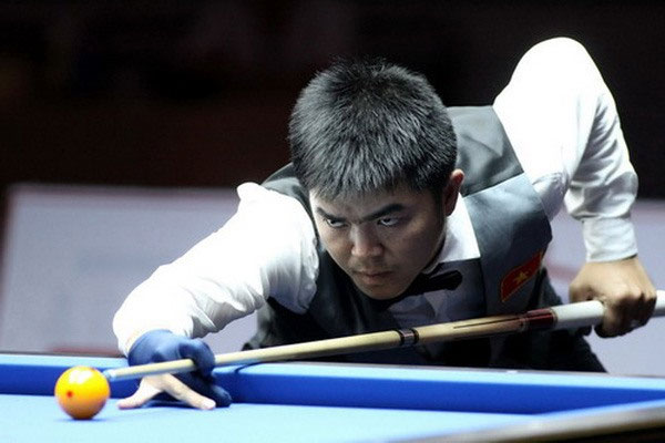 Billiards World Cup cues off in HCM city
