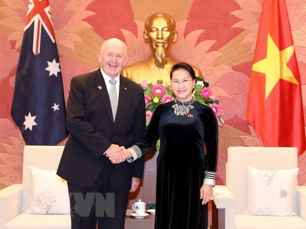 Vietnamese NA supports strategic partnership with Australia