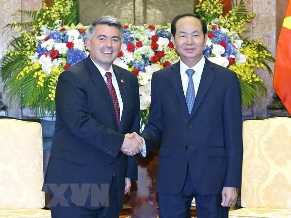 US always important partner of Vietnam, says President