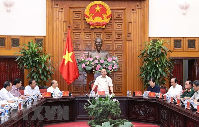 Prime Minister asks Binh Thuan to develop industry, agriculture