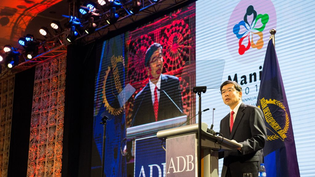 ADB: Linking people and economies for inclusive growth