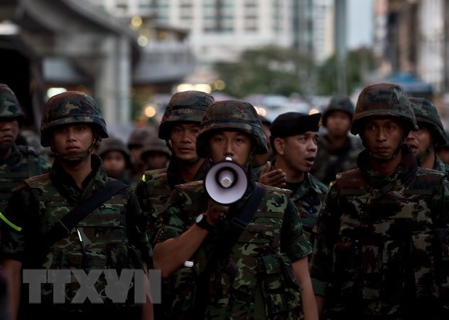 Thailand conducts annual exercises with Australia, US