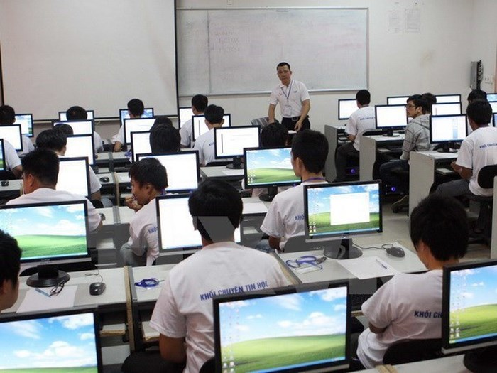 Vietnam ranks third at Asia-Pacific Informatics Olympiad 2018