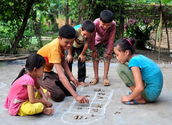 International folk games in Hanoi
