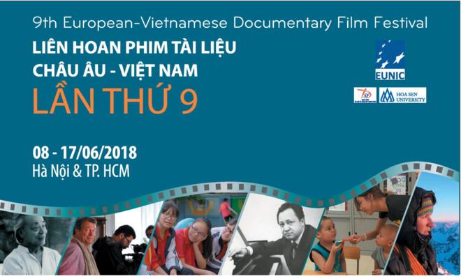 9th European - Vietnamese Documentary Film Festival in June