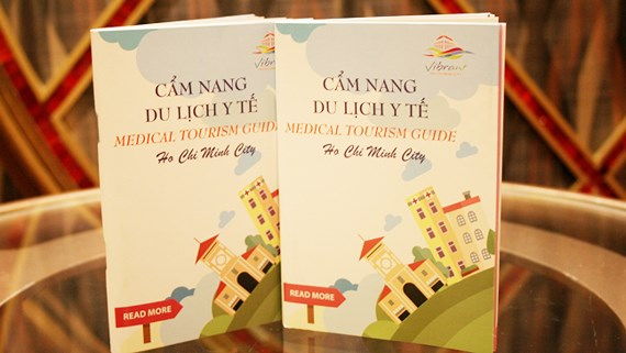 Ho Chi Minh city debuts brochure about medical tourism guide