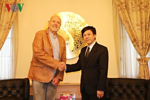 Czech Parliamentarian wants to foster relations with Vietnam