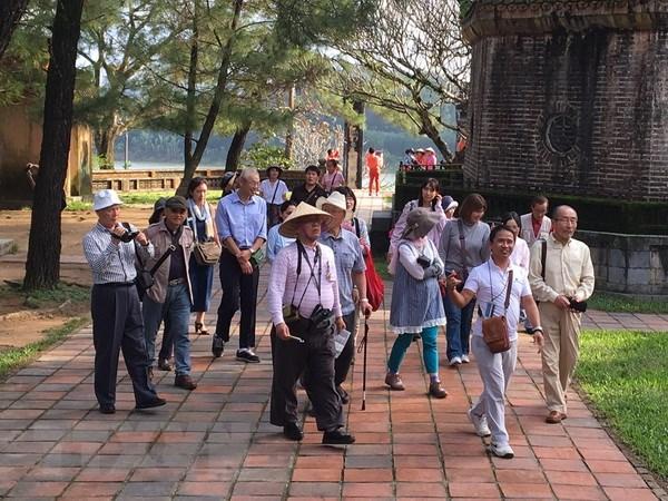 Vietnam, Japan work to promote tourist exchange