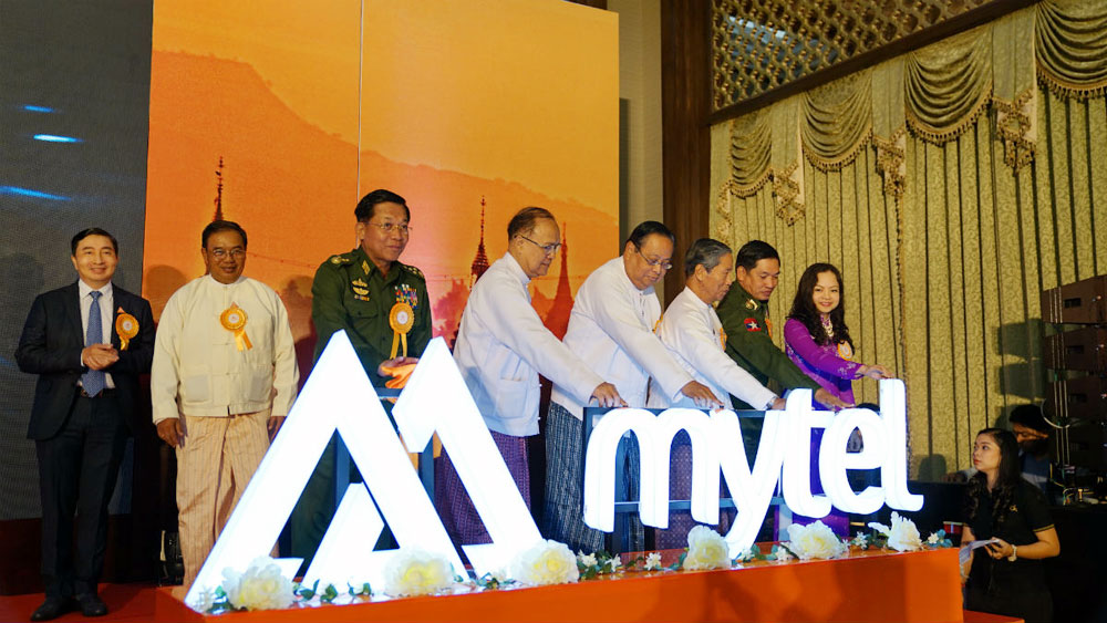 Viettel to launch Myanmar's first 4G network