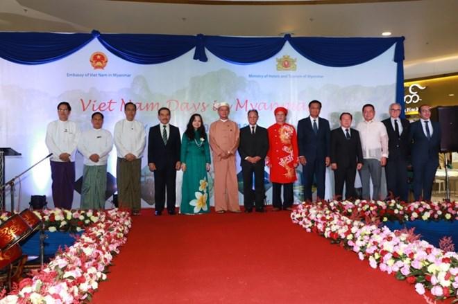 Vietnam Days first held in Myanmar