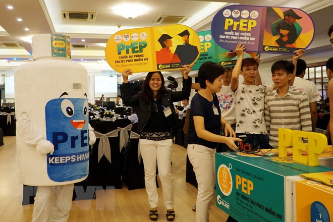Nearly 1,200 Vietnamese people using PrEP to avoid HIV infection
