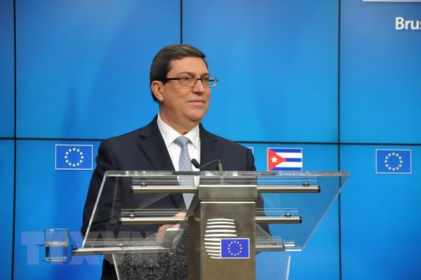Cuban Foreign Affairs Minister visits Europe