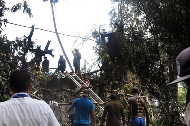 20 victims of plane crash identified in Cuba