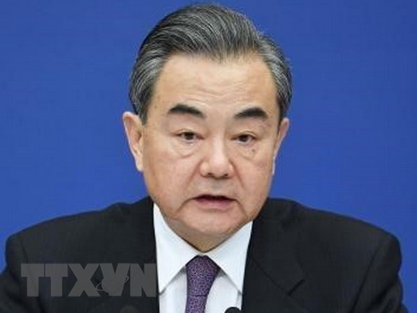 Chinese Foreign Affairs Minister Wang Yi visits US