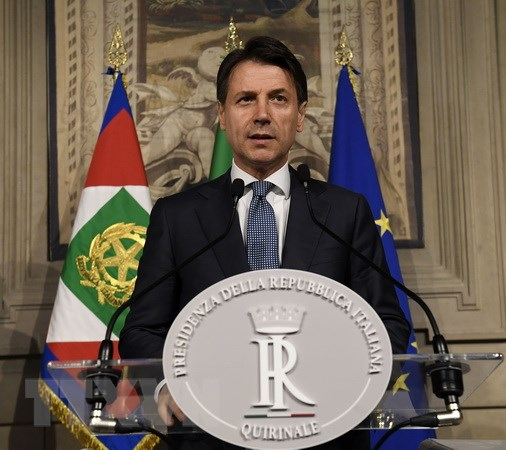 Giuseppe Conte approved as Prime Minister of Italy