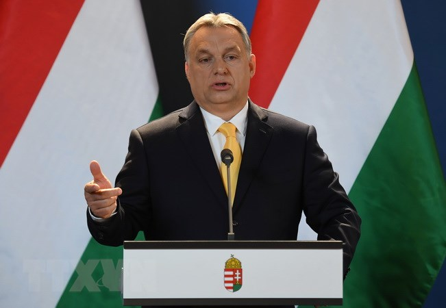 Viktor Orban takes oath as Prime Minister of Hungary