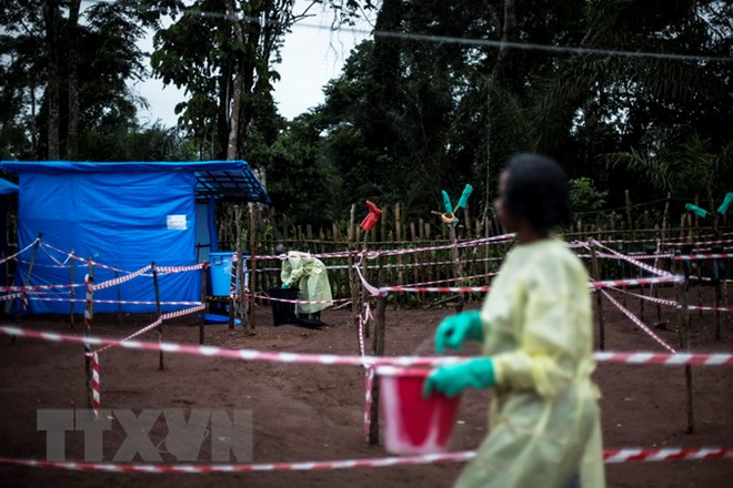WHO sends 4,000 Ebola vaccines to Congo