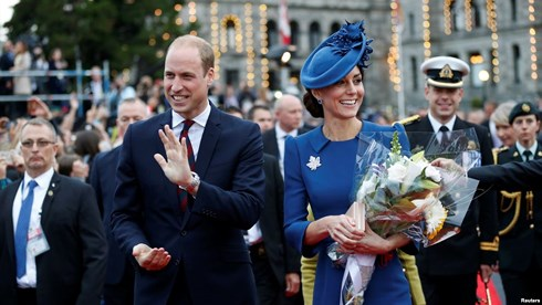 Prince William to visit Israel and Palestine in June