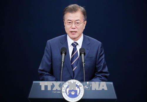 US - DPRK Summit back on track