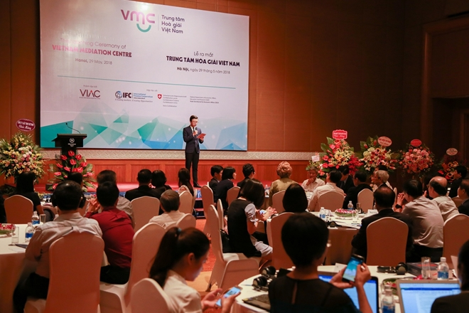 Vietnam Mediation Centre launched