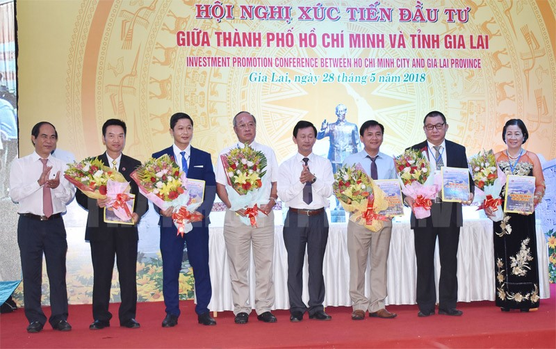 Gia Lai, Ho Chi Minh city cooperate to call on investment