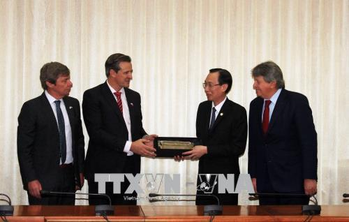 Ho Chi Minh city increases cooperation with Argentinean localities