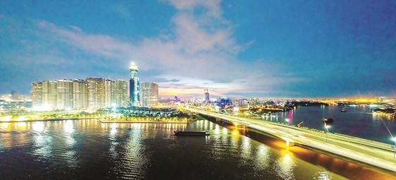 Sparkling Ho Chi Minh city