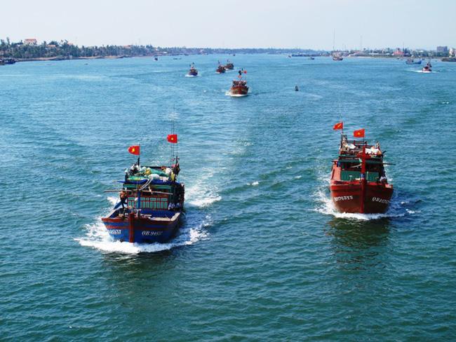 Quang Ngai province facilitates fishing activities