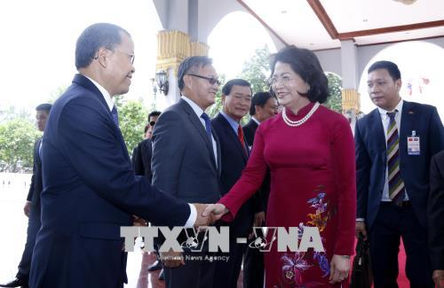 Vietnam - Laos relationship to be reinforced