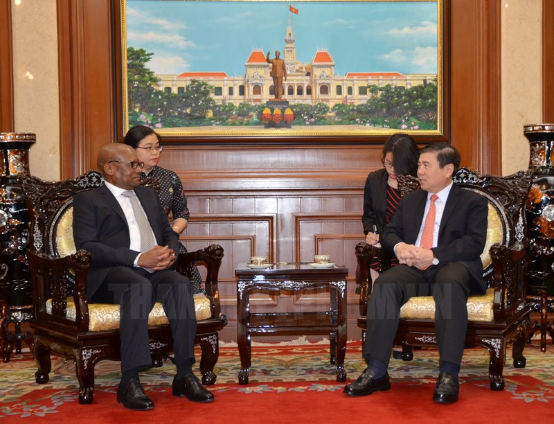 Vietnam - South Africa to lift annual trade turnover to USD2 billion