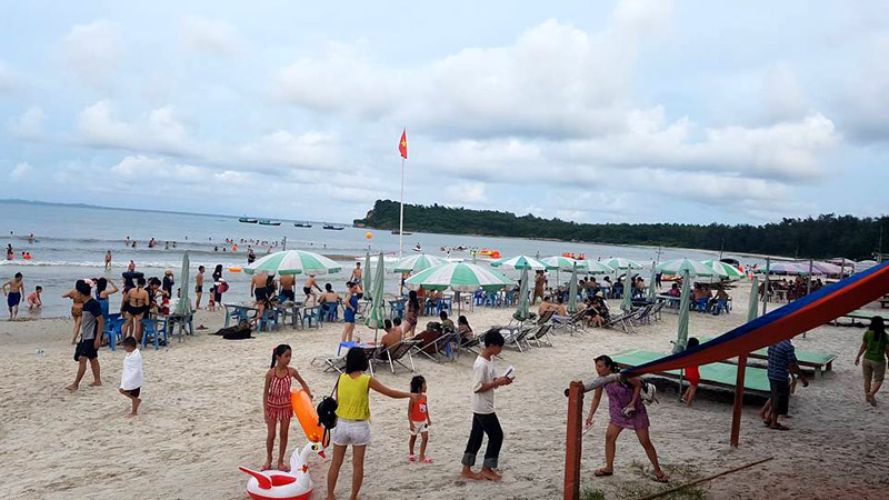 Van Don welcomes 690,000 tourist arrivals in first half