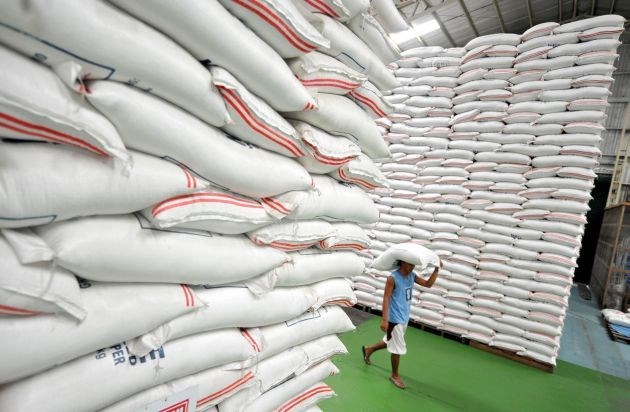 Thailand raises 2018 rice export target to 10 million tonnes