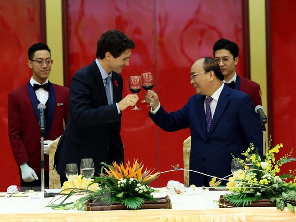 Vietnam-Canada relations to expand: official