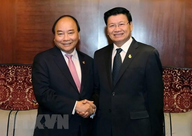 PM: Vietnam prioritises strengthening relations with Laos