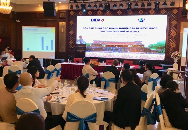 Thua Thien-Hue: Improving business climate key to FDI attraction