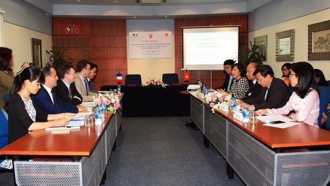 Vietnam, France enhance cultural cooperation