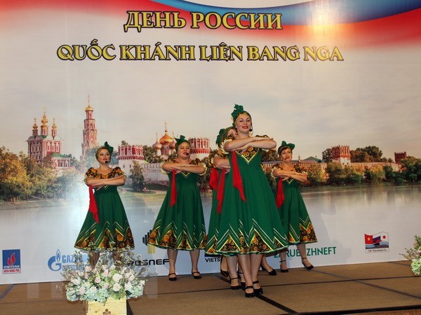 Russia Day marked in Ho Chi Minh City