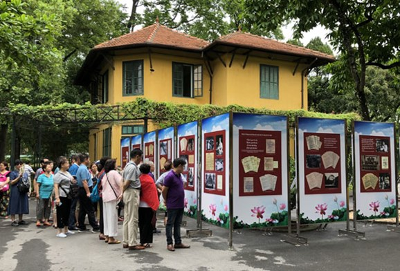 Exhibition on President Ho Chi Minh and patriotic emulation movements