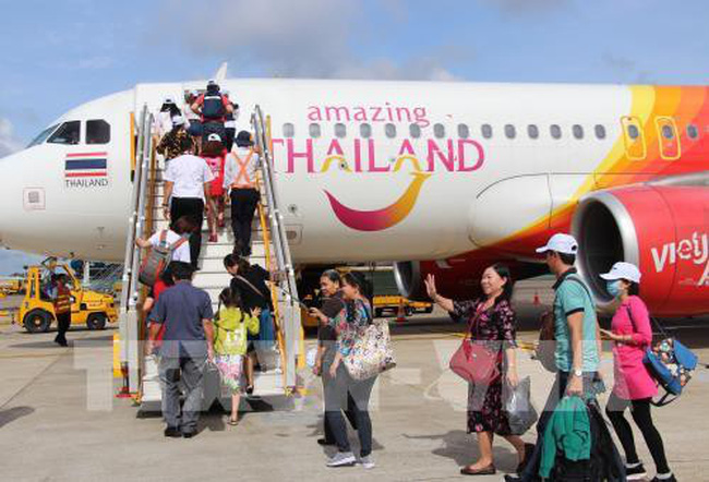 Can Tho - Bangkok air route launched