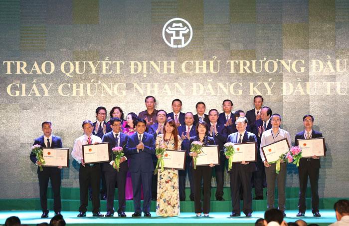 Hanoi tops country in FDI attraction