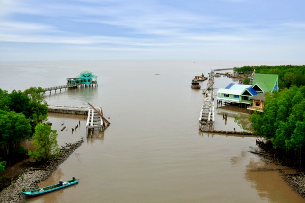 Master plan for Ca Mau cape national tourism area approved