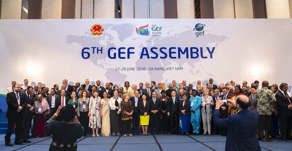 Canada supports GEF to advance climate action in developing countries