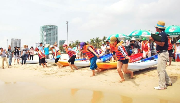 Da Nang brimming with activities for summer