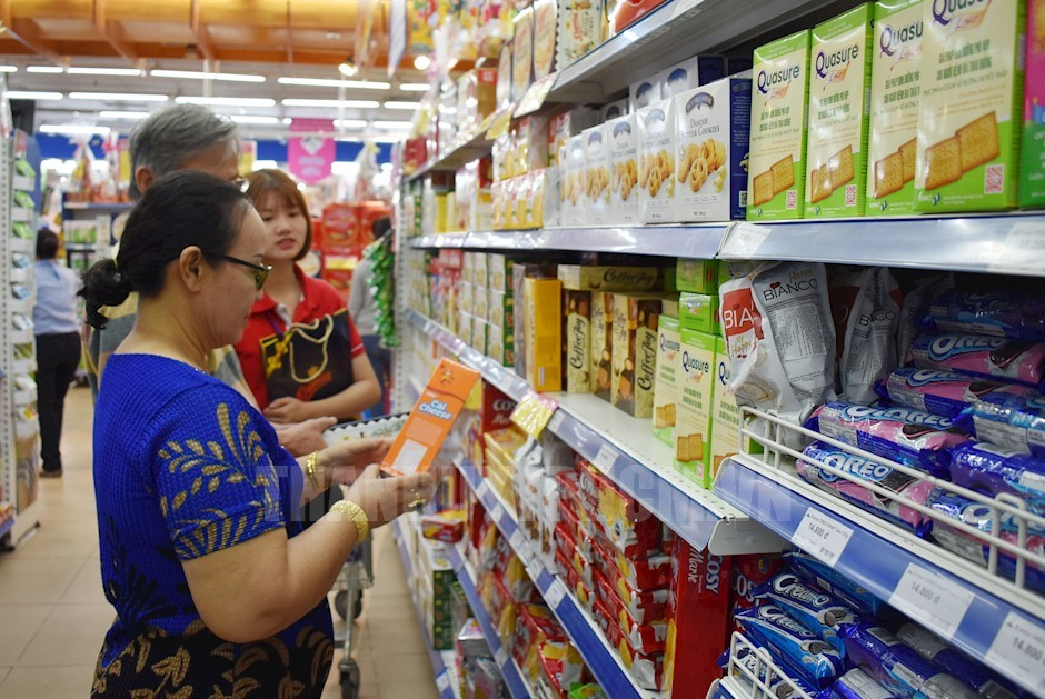 Southern city enjoys 12.9% rise in commodity retail revenue