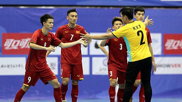 CFA International Futsal Tournament - Changsha 2018: Vietnam places second