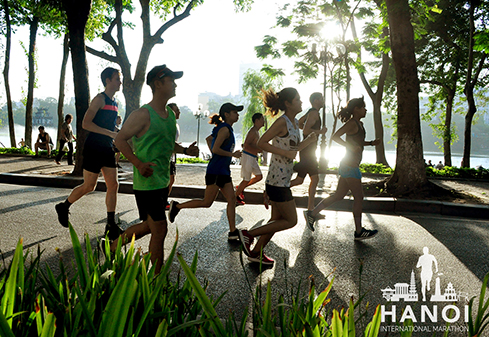 Hanoi promotes images through first international marathon