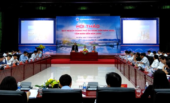 Da Nang looks to develop as a green, modern and smart city