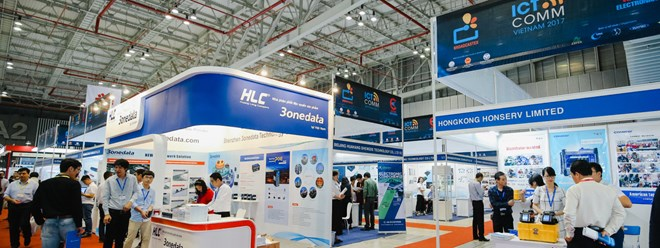 HCM city to host exhibitions on ICT, broadcasting, electronics