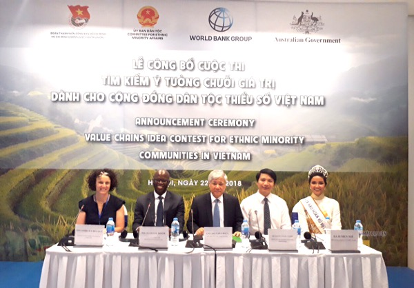 Value chains idea contest launched to support Vietnam's ethnic minority communities