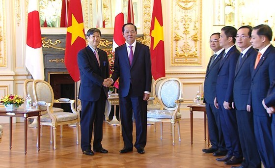 President asks for JICA support in key areas
